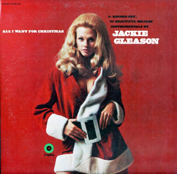 for those unfamiliar with vintage pop culture let me tell you that jackie gleason wasn - Best Christmas Albums Of All Time