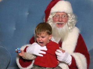 """Hey, can't a little kid take a bit of gallows humor this holiday season? What the hell is wrong with this boy?"""