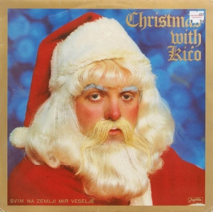 Now this probably have to be the cheesiest Santa Claus I've ever seen. Seriously, that 1970s looking stache makes him more suitable for some porn or exploitation film than anything relating to wholesome entertainment.
