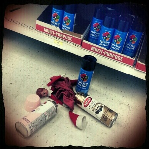 Looks like we need to report this to Santa Claus. Also, that paint huffing can't be good for Glitter Bug's magic.