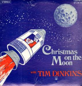 Seems like moon fever was so great in the summer of 1969 that it spread over the the Christmas music industry as well. Still, hope Santa got back all right afterwards.