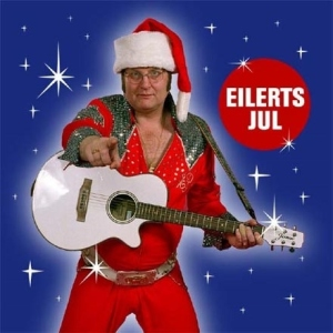 "He looks more like the drunken IT guy at the office Christmas party than anything relating to a Santa's helper version of Elvis Presley. Probably passes out in the middle of ""Blue Christmas."""