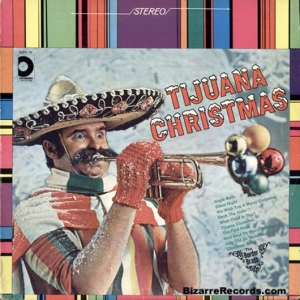 Also, I don't know about you, but I'm sure Tijuana, Mexico isn't known for their harsh snowy winters during the Christmas season. In fact, the average winter temperatures in Tijuana are usually in the upper 50s and you don't have a white Christmas in those weather conditions.