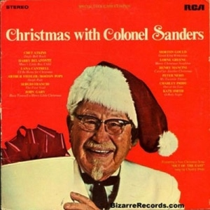 Seriously, how did this album ever come to exist? Then again, it's tradition in Japan to eat KFC for Christmas since the 1970s so that probably has something to do with it.