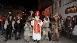 Man, I wonder if all these guys dressing up as the Krampus have something to do with the Furry fandom. Then again, why haven't I heard of this tradition from The Sound of Music?
