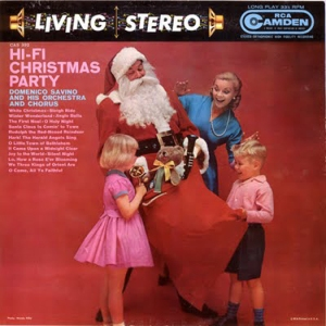Of course, how they managed to fit Santa in his bright red sack without damaging the toys, I'll never know. Oh, yes, magic. Now I remember.