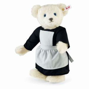Luckily for some people, this bear doesn't sing. Yet, I'm sure any Sound of Music fan will love it if he or she can afford about $300 for it. Seriously, Steiff bears are very expensive.