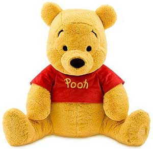 Before the Winnie the Pooh became a multimillion Disney franchise, it originated in a series of stories by A. A. Milne who basically named the animal characters after his son's stuffed toys. Son's name was Christopher Robin who hated the books for obvious reasons. Also, Pooh was also named after a real Canadian bear.