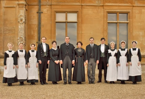 House Maid: At Downton Abbey, this is the job you give to: poor girls with secretarial ambitions, girls who can't keep their pants down for soldiers, war widows who want their kids in prestigious grammar schools, and social climbers who try to find fame and fortune through Branson's trousers.