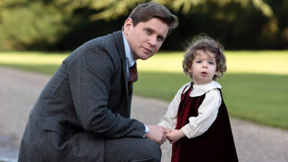 Estate Manager: On Downton, this is the job you give the Irish chauffeur after he's managed to procreate with the boss's daughter who's died in childbirth.