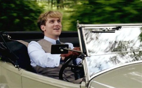 Sports Car: At Downton Abbey, this is the wedding present the bridegroom gives to himself after finding himself heir to a title and estate as well as marrying the resident Earl's daughter. Of course, we all know from Season 3 that this doesn't end well.