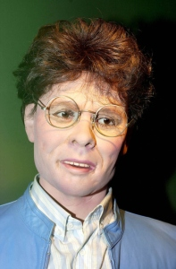 Looks like Bill Clinton's Attorney General Janet Reno on a bad hair day to me. Seriously, there's no way that's a man for what I see.
