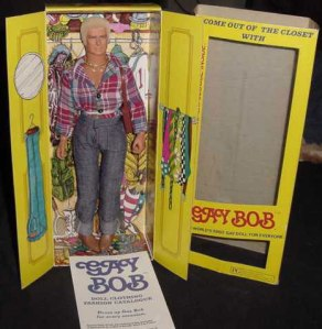 "From Top Tenz: ""From his platinum blond hair, tight jeans, plaid shirt, and the whole closet theme, who wouldn't want this doll? I just love the plethora of stereotypes. Even the way he is positioned is just, perfect. Oh and the best part, it's made for everyone. Imagine getting this as a present. Boy, the conversations that would go down then."" Yeah, I wonder how a kid would react getting this for a birthday present."