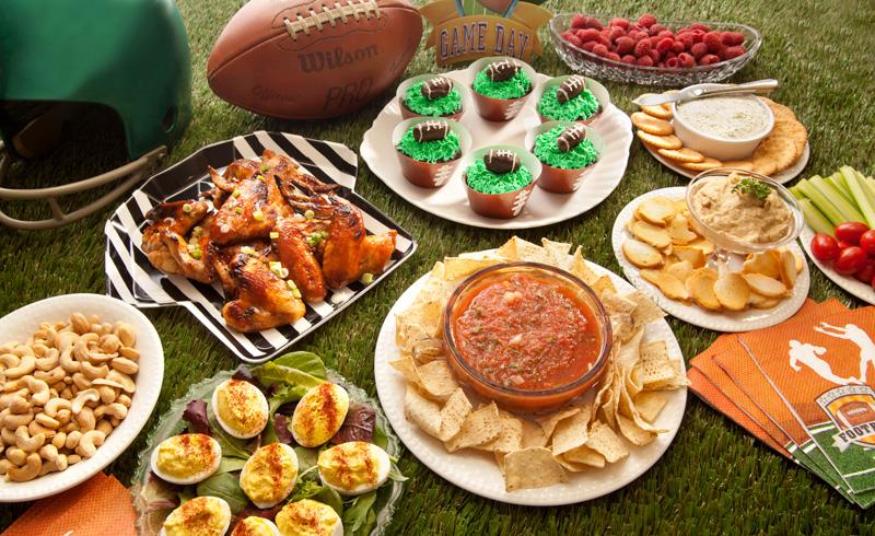 3 Quick & Easy Superbowl Treats ♡ Appetizers + Desert ... |Super Bowl Goodies