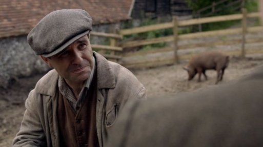 Tenant Farmer: At Downton this is a job you give to guy who's family has lived on your estate since the Napoleonic Wars, is suited for agriculture and animal husbandry, and needs to repay the boss a debt inherited from his dead father. Basically a guy who agrees to farm your land to spare you from labor and that he owes money to you. Also, willing to tend to pigs and secretly take care of any illegitimate aristocratic children.