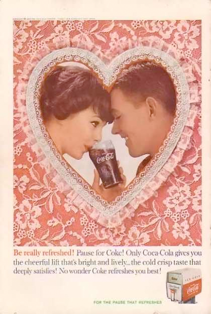 Happy Valentine S Day With These Vintage Ads Of Yesterday The Lone