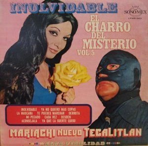 "Another thing that disappointed me was the album featuring a woman holding a yellow rose and not seeing, ""La Rosa Amarilla de Tejas"" anywhere in the track listing. I mean, that would've been a perfect cover image for such a single."