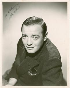 Despite never winning an Oscar in his lifetime and being mostly typecast in villain and supporting roles, Peter Lorre is perhaps one of the most iconic and better known actors ever mostly for being one of the creepiest movie stars ever. His bug eyes, cherub face, and Austrian accent were a favorite target of comedians and cartoonists who've basically immortalized him as a screen legend.