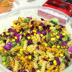 Of Course This Contains Red Onion And Corn To Bring Out The Color If