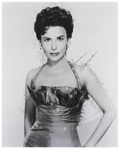 Lena Horne is better known for her singing career and civil rights activisim. Yet, she's one of the first big African American female movie stars who refused to play maids her movie career during Jim Crow. Of course, being a black woman, that's a reason why she made so few.