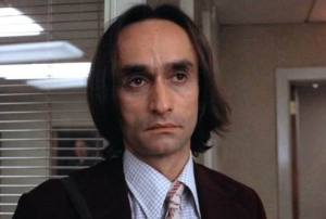"Though he only appeared in 5 films before dying of cancer at 42, each one John Cazale was in would be nominated for Best Picture during the 1970s. Close friend Al Pacino said of him, ""All I wanted to do was work with John for the rest of my life. He was my acting partner."""