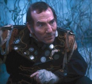 Pete Postlethwaite might've been confined to supporting roles, but he was in a lot of classic movies from the 1990s. This is him as the Magic Man from James and the Giant Peach, a film from my childhood I had on video in grade school. Seriously, I highly recommend it.