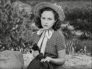 Though Paulette Goddard was a highly accomplished actress in her own right who was nominated for an Academy Award, she's mostly identified with her 2 movies and real life relationship with Charlie Chaplin (even though it's unclear whether the two were even married).