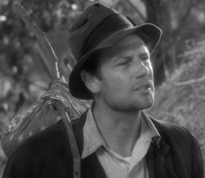 Though Joel McCrea's rugged versatility made him a durable lead in everything from romantic comedies to Preston Sturges movies, he would exclusively stick to westerns after 1946 mainly because he didn't want to be paired with a much young actress. Of course, he didn't see the irony that most real cowboys were in their 20s or younger and that many of them weren't white either.