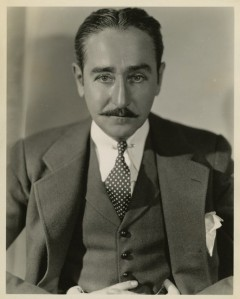 Despite his trademark mustache, impeccable fashion sense, French name, and his gentlemanly demeanor, many would be surprised that Adolphe Menjou was born in Pittsburgh and studied engineering.