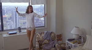 Jill Clayburgh was nominated for Best Actress in 2 films such as An Unmarried Woman seen here. Yet, most people my age would remember her as the mom from Bridesmaids the last movie she made before succumbing to  chronic lymphocytic leukemia, which she had for over 20 years.