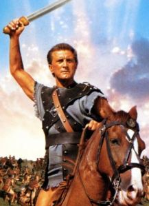 Kirk Douglas was one of the most versatile actors of his generation playing in westerns, drama, film, noir and even Disney movies. Also, played famous figures like Doc Holliday, Vincent van Gogh, and Spartacus. He even has a book called I Am Spartacus. Sure he should've won an Oscar but he was burned by the competition.