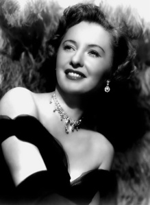 Though starting as an orphaned impoverished girl on the streets of Brooklyn, Barbara Stanwyck was known for her versatility and professionalism that she was well loved by directors like Frank Capra, Fritz Lang, and Cecil B. DeMille. Her roles range from romantic comedy leads to the evil blonde lady from Double Indemnity.
