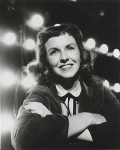 Though Betsy Blair earned an Oscar nomination for playing a shy schoolteacher on Marty, she almost didn't get the part because she was blacklisted years prior for not naming names. Luckily then husband Gene Kelly intervened.