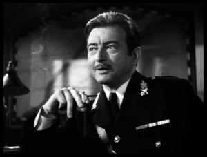 "In Casablanca, Claude Rains is best known as Capt. Louis Renault who says, ""Round up the usual suspects."" Yet, while Claude Rains's short stature kept him from being a leading man except in The Invisible Man, his lovely English voice and gentlemanly demeanor kept him employed."