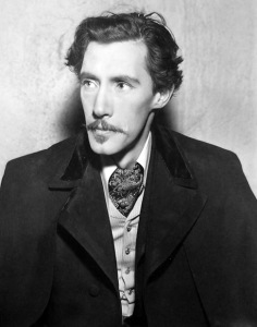 Though better known as the patriarch of the Carradine family, John Carradine was a prolific character actor who appeared in 227 film and TV credits throughout his career. Did everything from horror and westerns to Shakespearean drama.