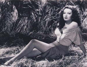 From an ambitious stage mother, alcoholism, affairs, mental illness, and legal battles to her legendary death in a house fire, Linda Darnell's life was full of drama from the time she came to Hollywood at 15. She may have had a perfect face yet her life was a hot mess.