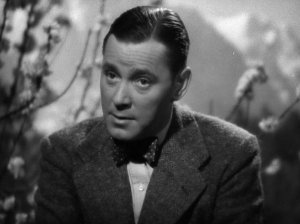 Despite losing a leg while fighting for his country during WWI, Herbert Marshall managed to be an in-demand leading man in the 1930s. This might be because he had a nice English accent and that he was never expected to do a sex scene.