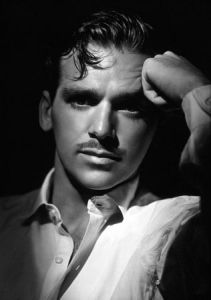 While Douglas Fairbanks Jr. manage to transition to sound as a successful leading man and served with distinction during WWII, he would never be as famous as his silent screen icon dad Douglas Fairbanks Sr.