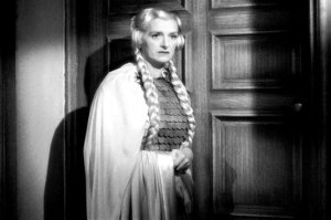 From Edwardian pantomime and musical comedy to Hollywood, Dame Gladys Cooper had a career that spanned 7 decades on stage and screen. Here is her as Sir Laurence Olivier's sister from Rebecca, not Broomhilda.