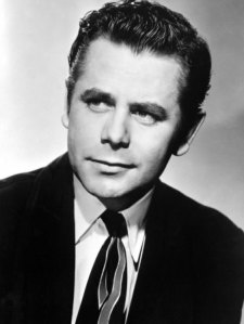 Glenn Ford wasn't a handsome leading man by any means yet he specialized in playing regular guys in unusual circumstances which jived with the post-war film noir scene perfectly. He also played Superman's adoptive father Jonathan Kent.