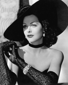 "Hedy Lamarr might've been cast in movies to look pretty for the camera as the ""world's most beautiful woman."" Yet, she co-invented the technology for spread spectrum and frequency hopping communications which have been  incorporated into Wi-Fi, CDMA and Bluetooth technology."