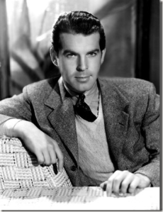 Fred MacMurray is probably best known by your baby boomer parents as playing the kind single dad from My Three Sons. Of course, while mostly playing nice guys, he did play a few not so wholesome characters in movies like The Apartment, The Caine Mutiny, and Double Indemnity. See my thing about these roles in my post on bad movie bosses.