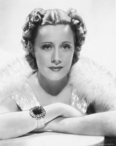 Though Irene Dunne aspired to be an opera singer, she ultimately achieved stardom on Broadway and the movies. However, though I loved her in I Remember Mama, The Awful Truth, and especially Life with Father, I didn't care much for the soapy Penny Serenade but I think it was the writers' fault, not hers.