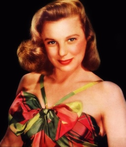 "June Allyson was the kind actress who entertained a generation with her ""girl next door"" image from the 1930s to the 1950s after spending a rough childhood in the Bronx. Yet, she would spend her later years in commercials trying to get old people to buy adult diapers."