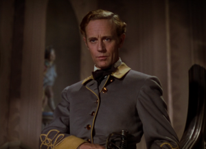 Despite that we remembering him playing Ashley from Gone With the Wind, Leslie Howard was a big star in Hollywood during the 1930s who specialized in portraying British gentlemen. Of course, he also really hated playing Ashley Wilkes, which isn't surprising. Was shot down during WWII.