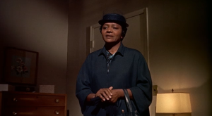 Juanita Moore was the 5th African American to be nominated for an Academy Award as well as the third for Best Supporting Actress at a time when only a single African American had won the Oscar. She's most famous in Imitation of Life.