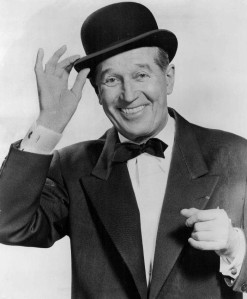 Despite being French and having a suave persona of a sophisticated gentlemen, Maurice Chevalier was actually from the working class and considered a daily 10 cent parking fee as an extravagant expense. He put on a heavy French accent which didn't show up in his normal conversation. Nevertheless, he's an inspiration for Lumiere from Beauty an the Beast.