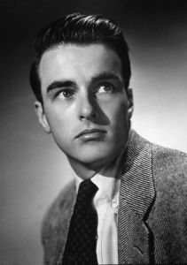 Montgomery Clift was a promising young actor after WWII whose most famous role was a soldier who'd rather play his bugle than take boxing lessons. Yet, he was unpopular among the Hollywood elite because he refused to conform to Hollywood standards. Also, his career was never the same after he crashed his car in a telephone pole near Elizabeth Taylor's place.