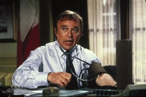 While there can be nobody but Peter Sellers who could play Inspector Clouseau, you easily say the same thing when it comes to Herbert Lom playing Chief Inspector Dreyfus. I mean, his descent into madness through the Pink Panther series is hysterical and very understandable.