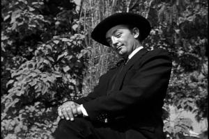 Robert Mitchum was one of the most iconic film noir stars who played wide range of characters from supportive father figures, indifferent drifters, doomed anti-heroes, and outright villains. His performance as the Rev. Harry Powell is perhaps one of the most iconic as well as chilling.